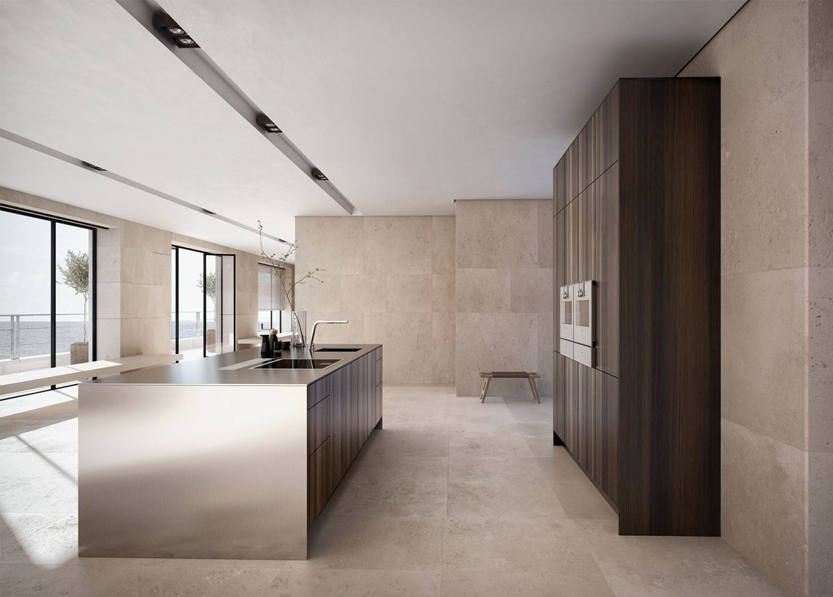 SieMatic Pure Collection Smoked Oak