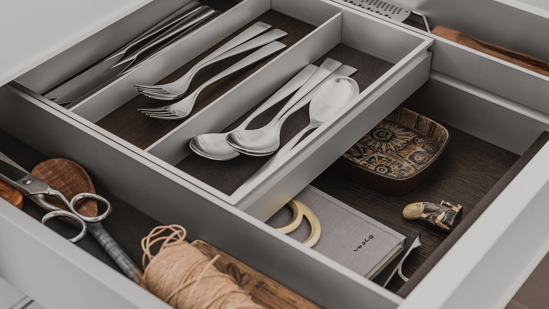 SieMatic Drawers