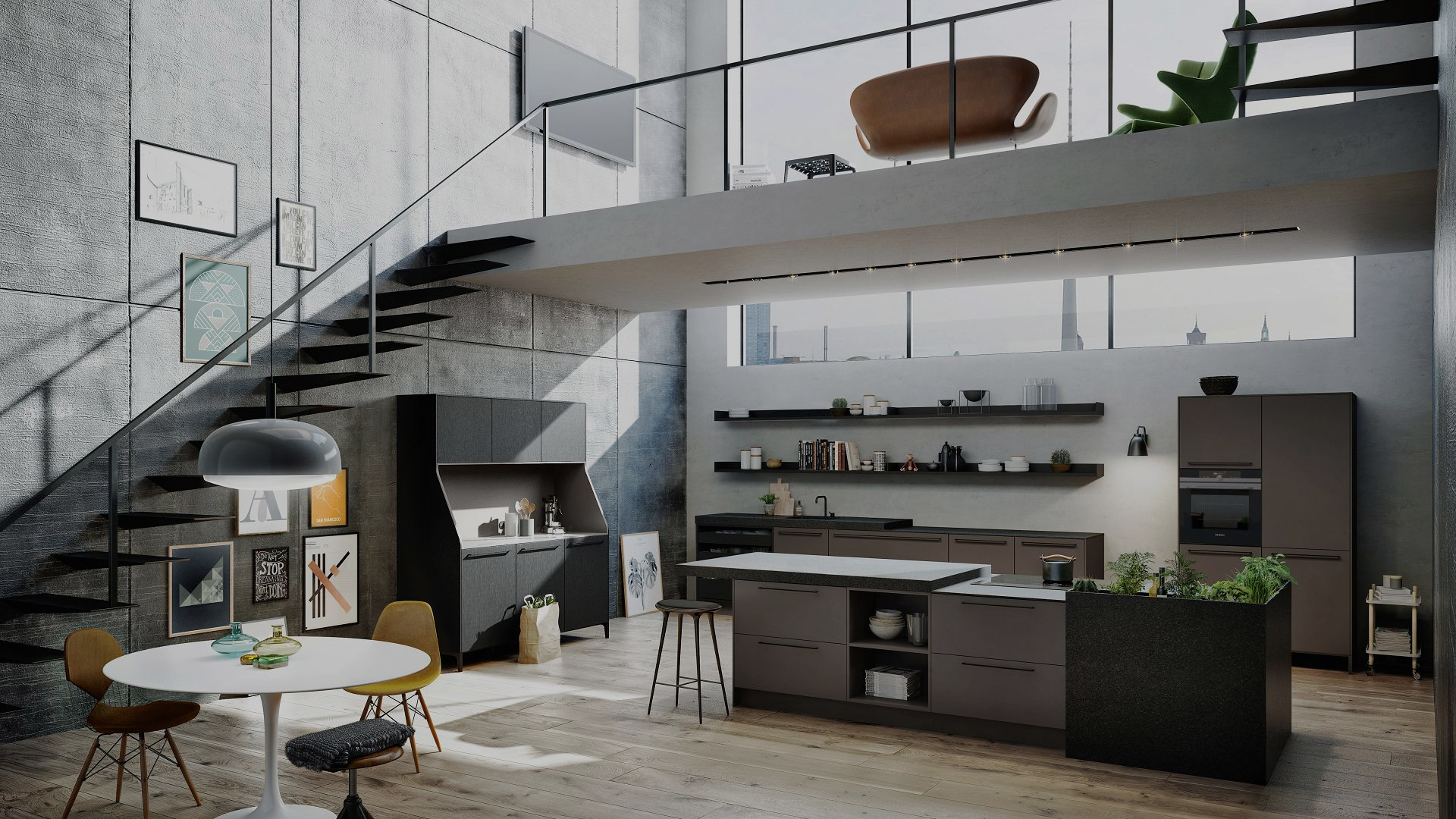 SieMatic Urban Collection